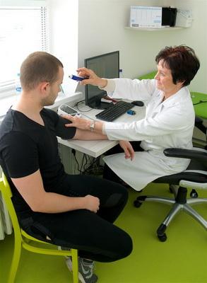Kontrola u lékaře